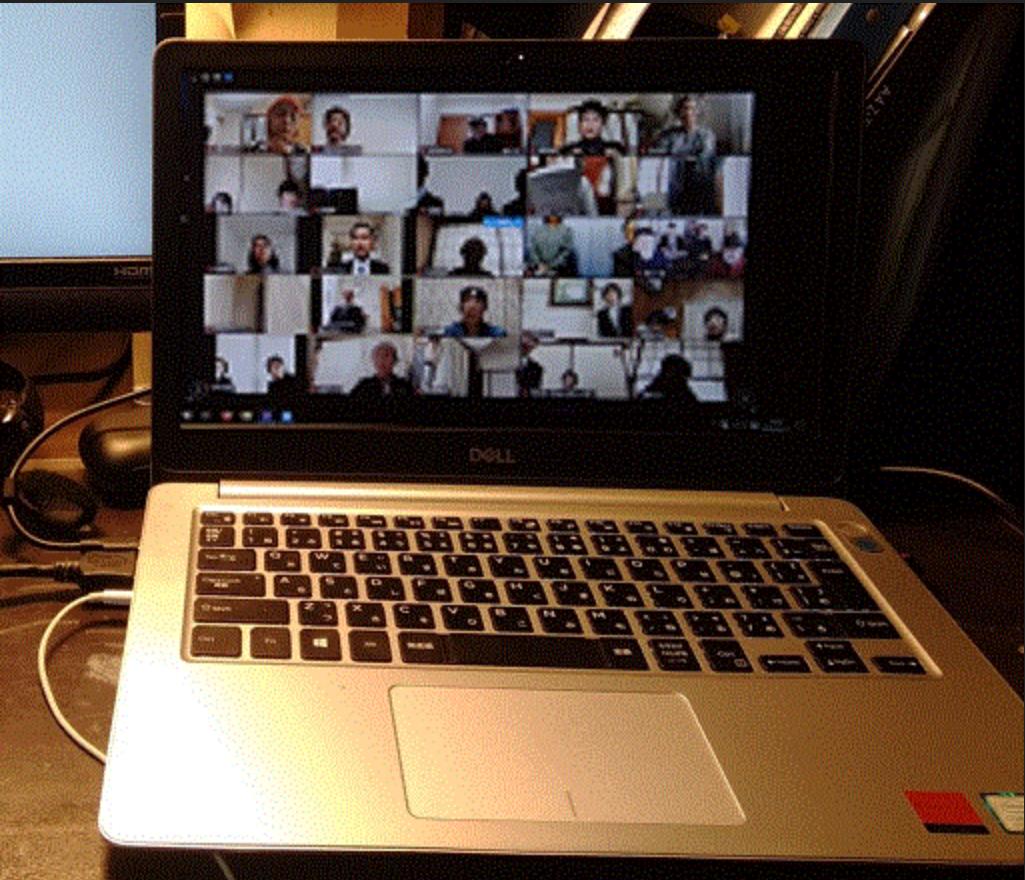 Zoomで60人規模のミーティングをして分かったこと